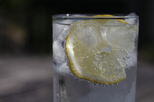 柑橘炭酸水